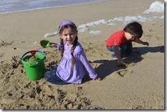 At the beach 009