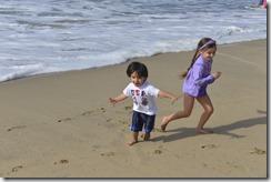 At the beach 028